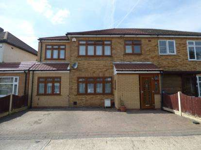 4 Bedrooms Semi Detached House for sale in Rainham