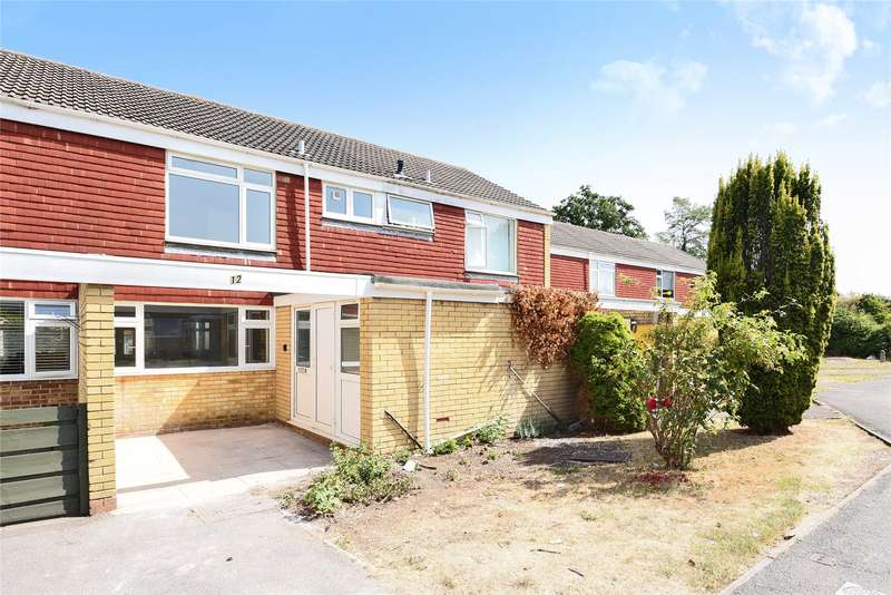3 Bedrooms Terraced House for sale in Langdale Gardens, Earley, Reading, Berkshire, RG6