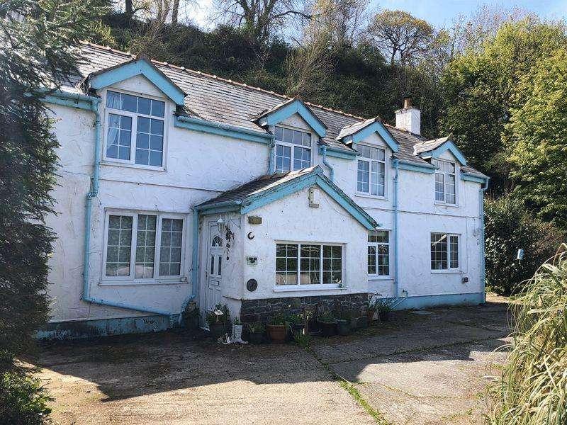 4 Bedrooms Cottage House for sale in Nant Y Felin Road, Llanfairfechan