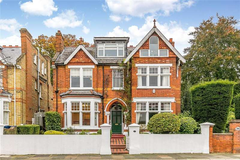 8 Bedrooms Detached House for sale in Kings Road, Ealing Broadway, London, W5