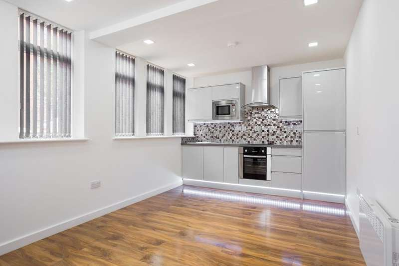 2 Bedrooms Apartment Flat for sale in APT 2 ELLERBY HOUSE, CROSS GREEN LANE, LEEDS, LS9