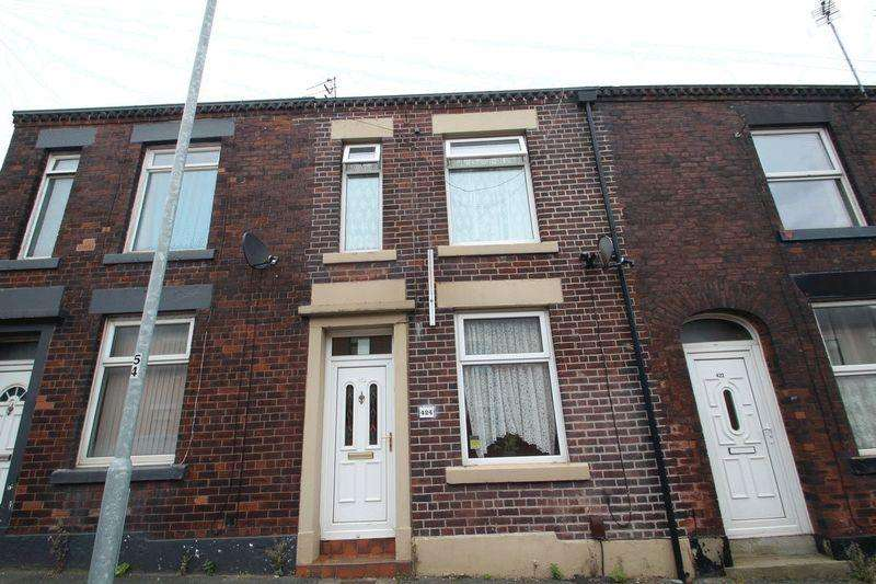 2 Bedrooms Terraced House for sale in Whitworth Road, Rochdale OL12 0SN