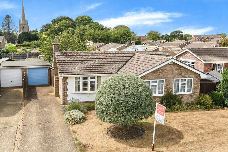 3 Bedrooms Detached Bungalow for sale in Manor Road, Quarrington, NG34