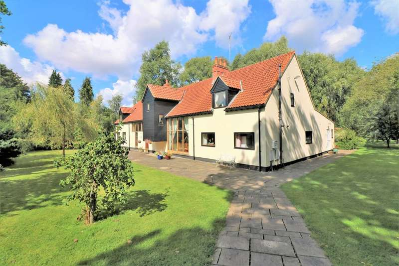 5 Bedrooms Detached House for sale in Rushmeadow Road, Dereham NR19