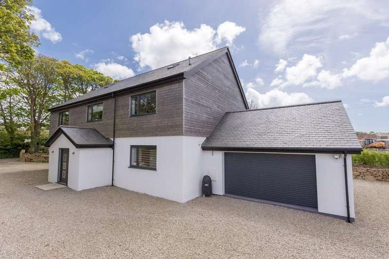 5 Bedrooms Detached House for sale in Gears Lane, Goldsithney, Penzance