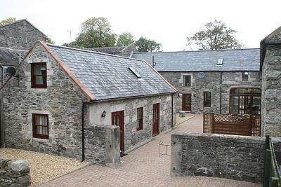 3 Bedrooms Detached House for sale in Stable Lodge and Stable Cottage, Barholm, Creetown, Newton Stewart DG8 7EN