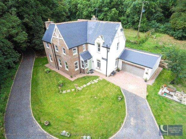 4 Bedrooms Detached House for sale in MAGGIE WELLS COTTAGE, BISHOP MIDDLEHAM, SEDGEFIELD DISTRICT