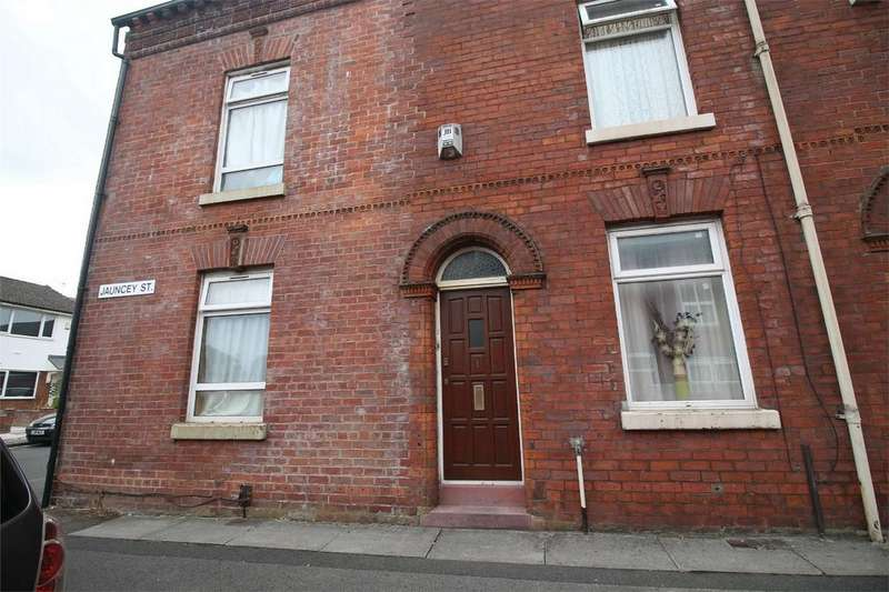 4 Bedrooms Terraced House for sale in Jauncey Street, Deane, BOLTON, Lancashire