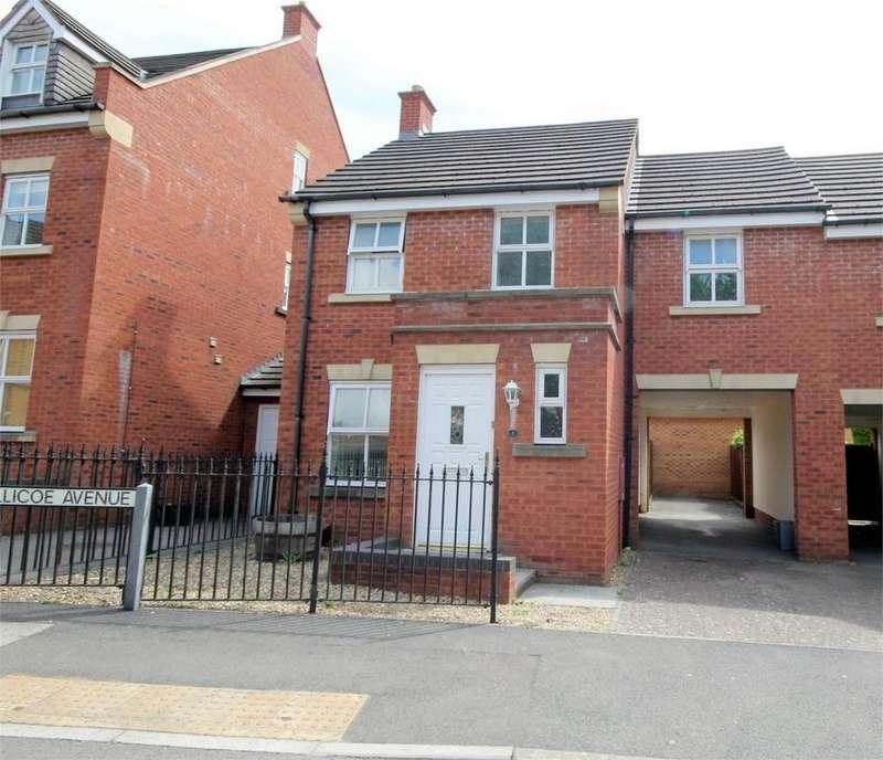 3 Bedrooms Semi Detached House for sale in Jellicoe Avenue, Stoke Park, Bristol