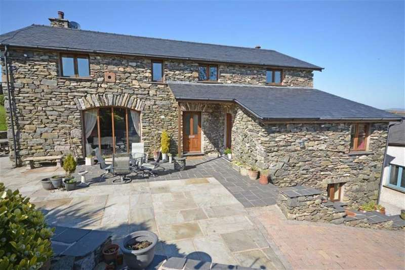 4 Bedrooms Detached House for sale in Eller Riggs Brow, Ulverston, Cumbria