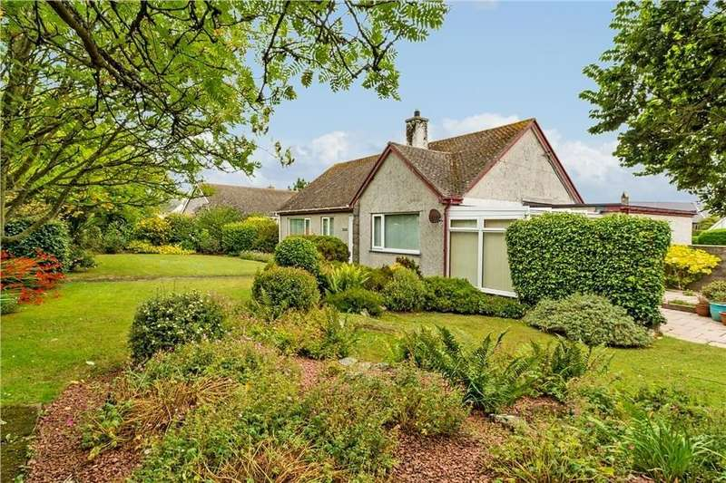 3 Bedrooms Detached Bungalow for sale in Lon Ysgubor, Cemaes Bay, North Wales