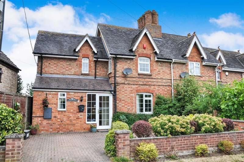 4 Bedrooms Semi Detached House for sale in Ufton Fields, Ufton, Leamington Spa