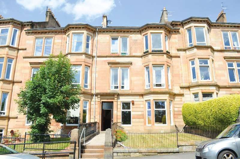 2 Bedrooms Flat for sale in Stanmore Road, Flat 2/2, Mount Florida, Glasgow, G42 9AJ