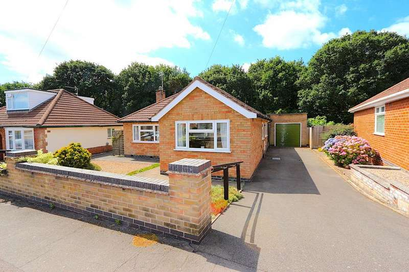 2 Bedrooms Bungalow for sale in Woodlands Drive, Groby