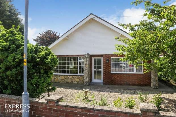 3 Bedrooms Detached Bungalow for sale in Thornton Close, Gipsey Bridge, Boston, Lincolnshire