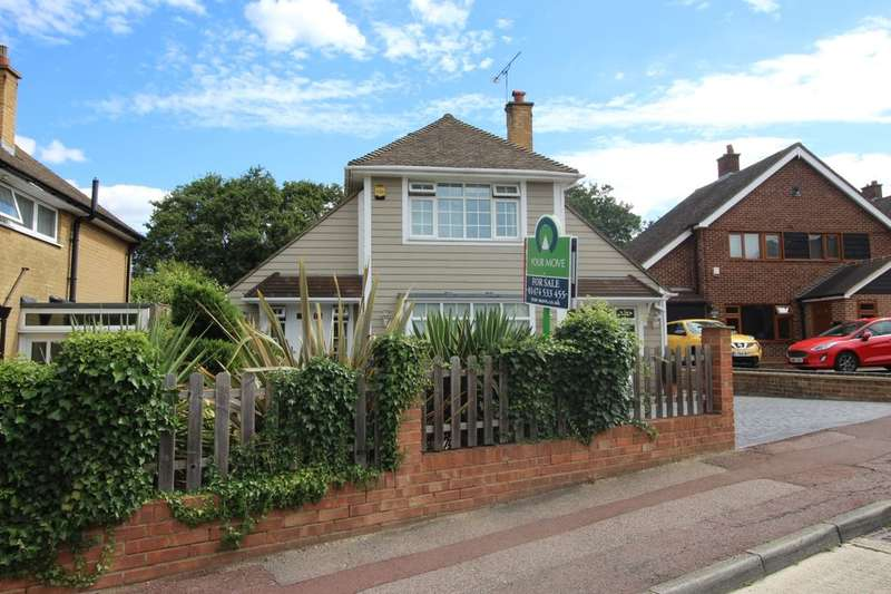 4 Bedrooms Detached House for sale in Chalky Bank, Gravesend, DA11