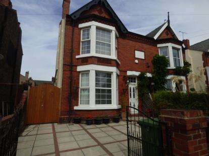 4 Bedrooms Semi Detached House for sale in Sefton Road, Litherland, Liverpool, Merseyside, L21
