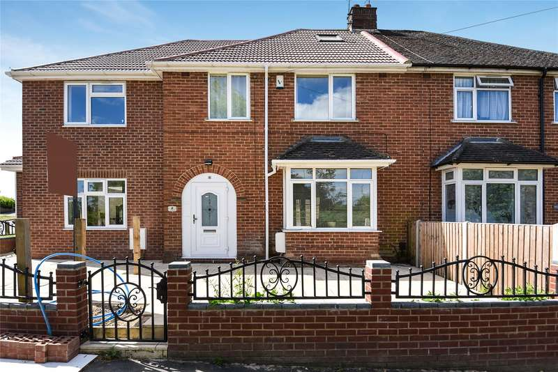 3 Bedrooms Terraced House for sale in Links Drive, Tilehurst, Reading, Berkshire, RG30