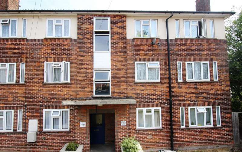 2 Bedrooms Flat for sale in High Street North, Dunstable