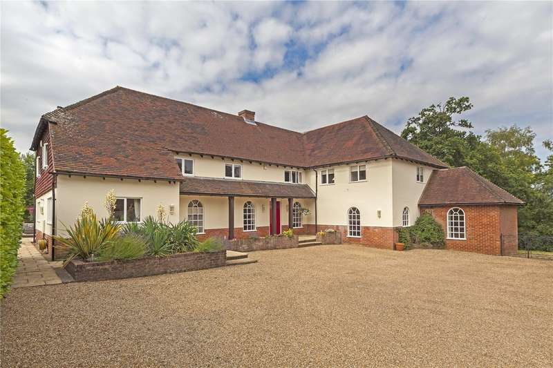 7 Bedrooms Detached House for sale in Redlands Lane, Ewshot, Farnham, GU10