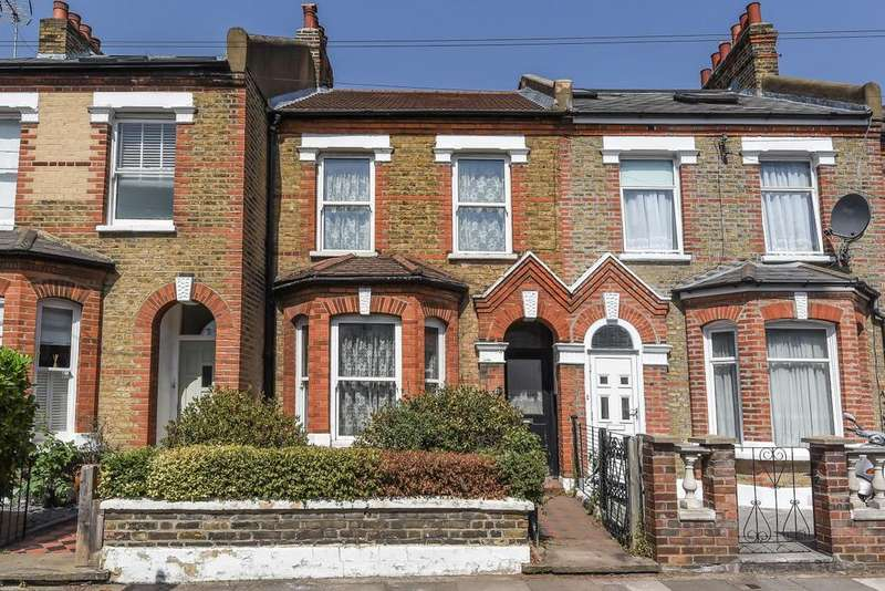 2 Bedrooms Terraced House for sale in Franche Court Road, Earlsfield