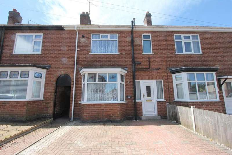 3 Bedrooms Town House for sale in Barrie Road, Hinckley