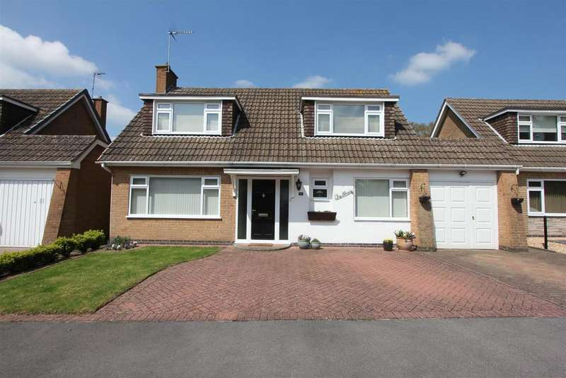 4 Bedrooms Detached House for sale in Elm Tree Drive, Burbage, Hinckley
