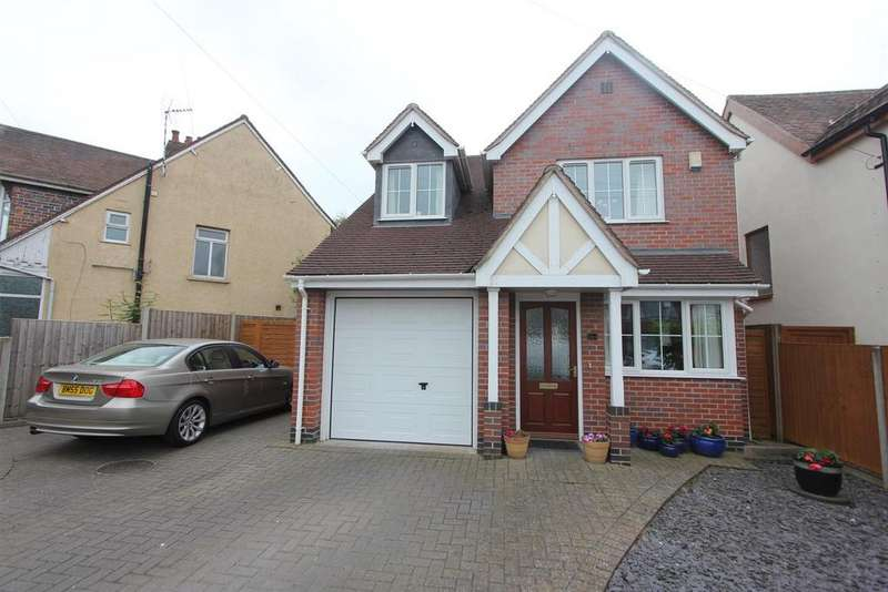 3 Bedrooms Detached House for sale in Regent Street, Barwell