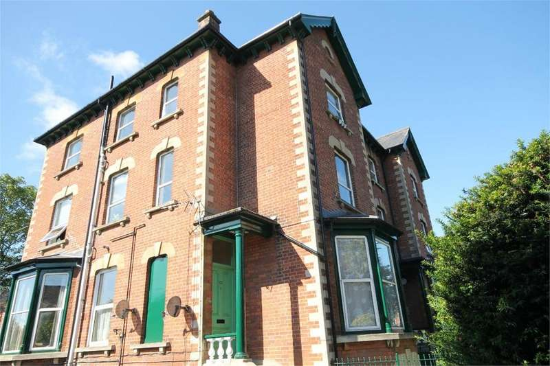 Studio Flat for sale in Flat, 83 London Road, NEWBURY, RG14