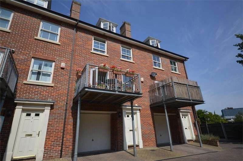 5 Bedrooms Town House for sale in Baltic Wharf, Norwich, Norfolk