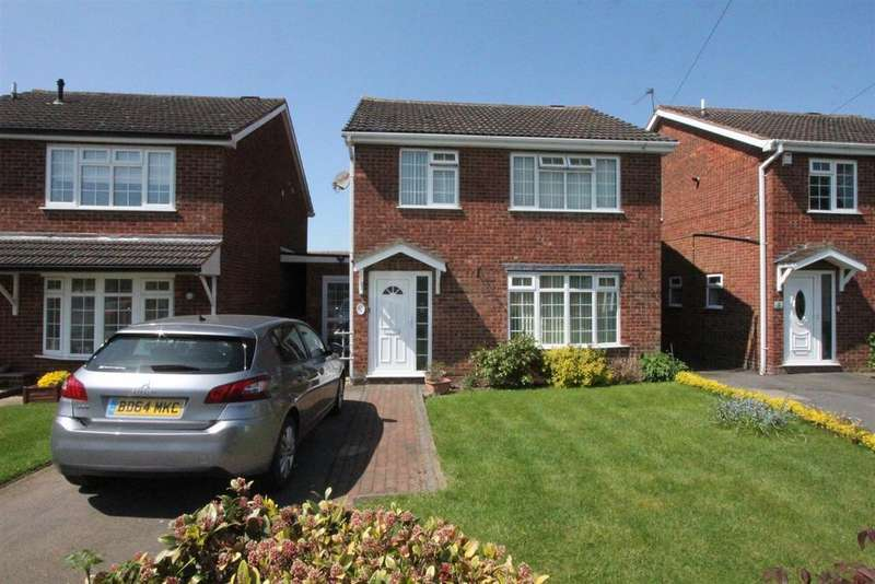 4 Bedrooms Detached House for sale in 7 Adcote Close, Barwell
