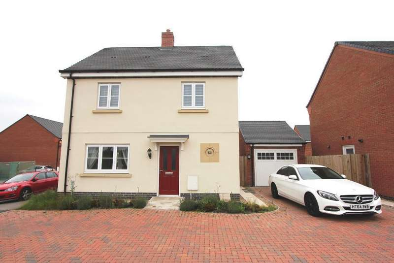 3 Bedrooms Detached House for sale in Simpson Road, Stoney Stanton