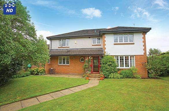 5 Bedrooms Detached House for sale in 51 Dunellan Road, Milngavie, G62 7RE