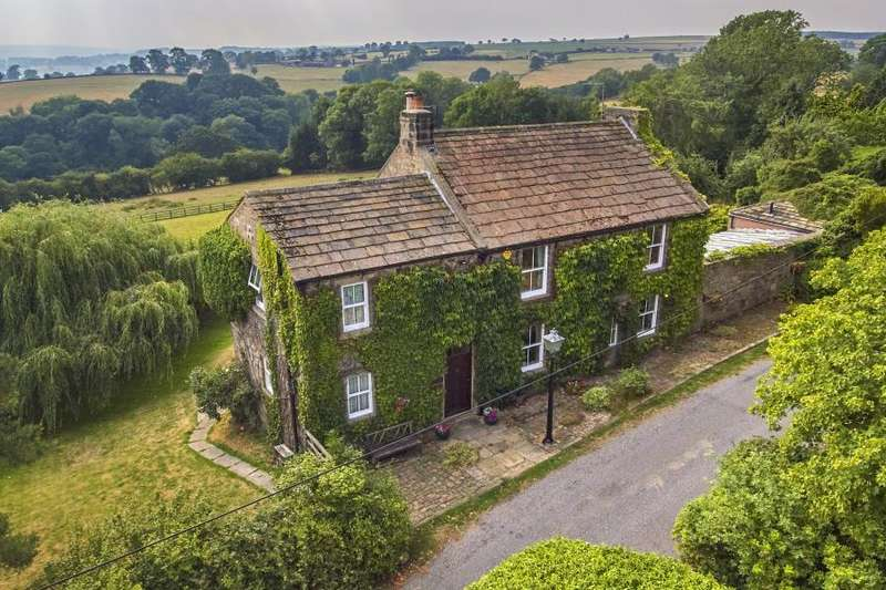 5 Bedrooms Detached House for sale in SMITHY HOUSE, CHURCH LANE, STAINBURN, OTLEY, LS21 2LW
