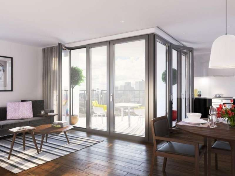 3 Bedrooms Apartment Flat for sale in Brand New Development, Upton Park, Eastham, London, E13