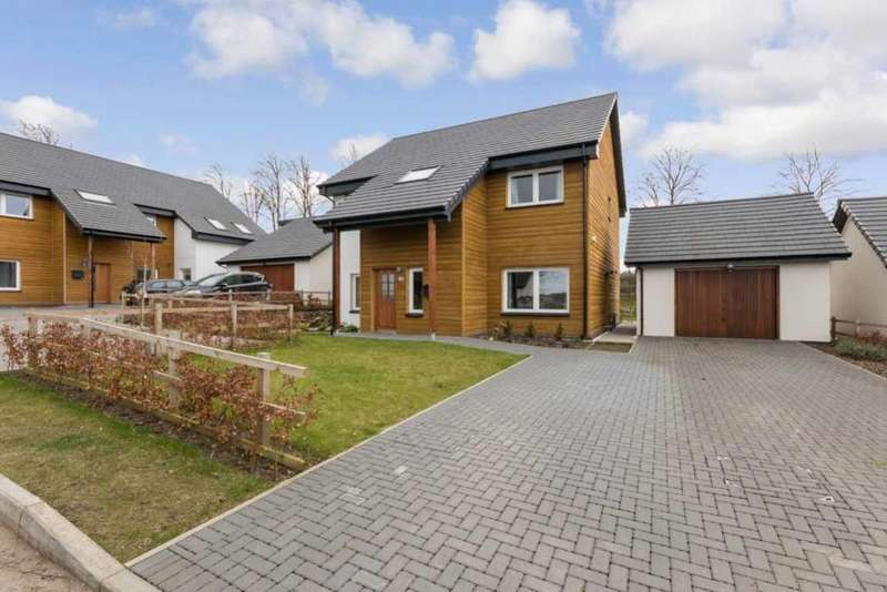 5 Bedrooms Detached House for sale in 7 Spittal Gardens, Lasswade, Edinburgh, EH20 9TG
