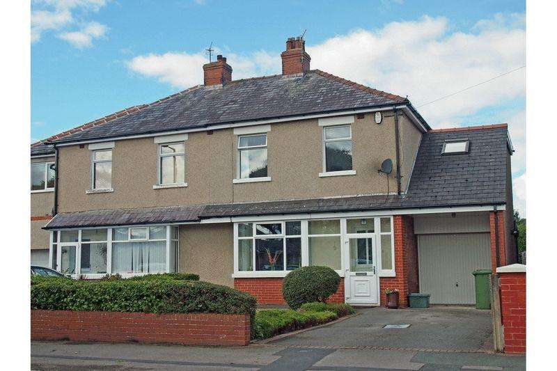 4 Bedrooms Semi Detached House for sale in Bare Lane, Bare, Morecambe