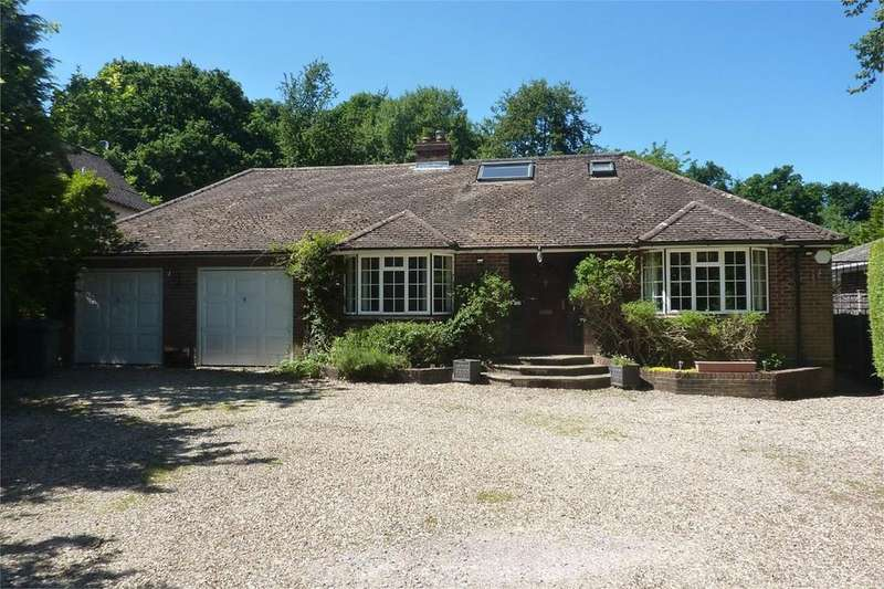 5 Bedrooms Chalet House for sale in Harts Lane, Burghclere, Newbury, RG20