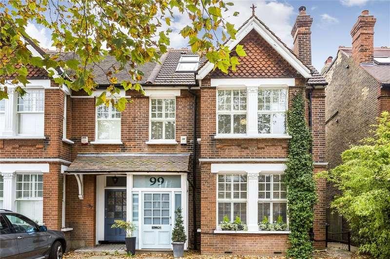 7 Bedrooms Semi Detached House for sale in Mortlake Road, Kew, Surrey