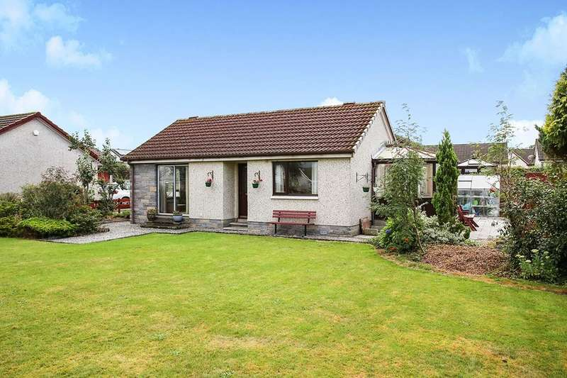 2 Bedrooms Detached Bungalow for sale in Calside Avenue, Dumfries, DG1