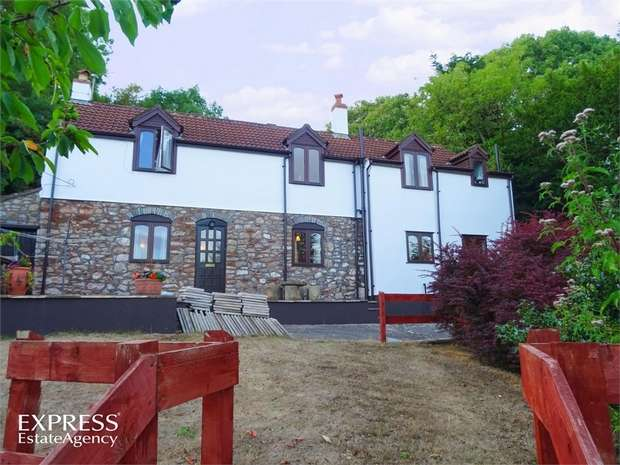 5 Bedrooms Detached House for sale in Shiplate Road, Bleadon, Weston-Super-Mare, Somerset