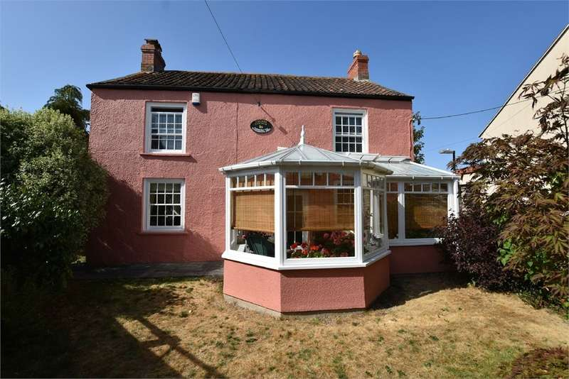 3 Bedrooms Cottage House for sale in 74 High Street, Nailsea, Bristol, North Somerset