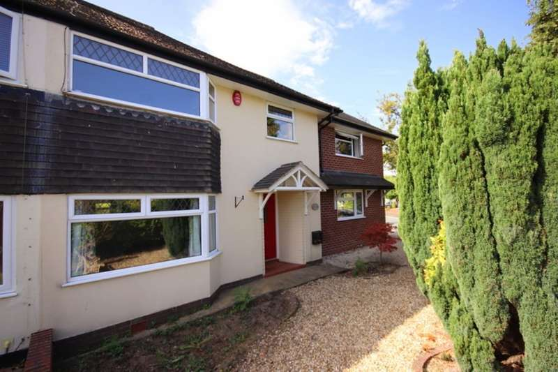 4 Bedrooms Semi Detached House for sale in Ray Avenue, Nantwich, CW5