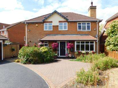 4 Bedrooms Detached House for sale in Clayhanger Lane, Clayhanger, Walsall
