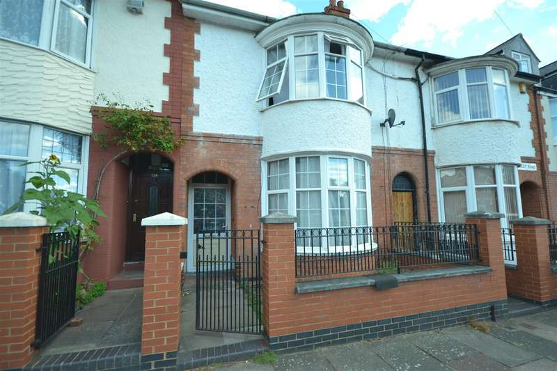 3 Bedrooms Terraced House for sale in Kimberley Road, Leicester