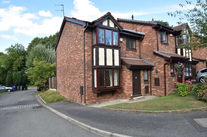 3 Bedrooms Semi Detached House for sale in Hamilton Close, Prestwich, Manchester, M25