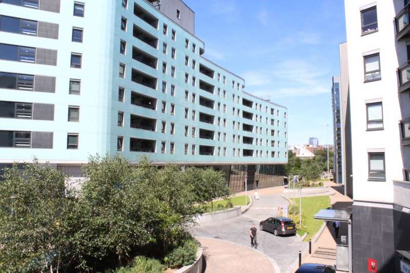 2 Bedrooms Apartment Flat for sale in Gateway South, Marsh Lane, Leeds, LS9
