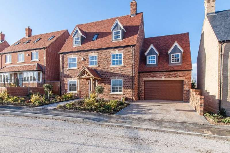 6 Bedrooms Detached House for sale in Plot 9, Victoria Heights, Melbourn