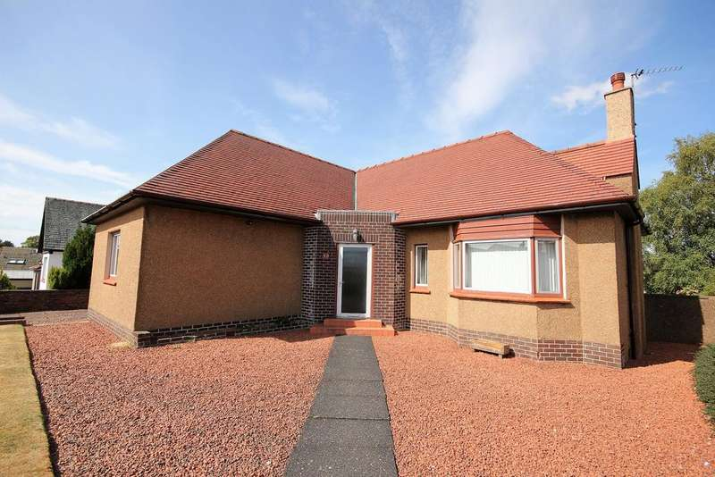 3 Bedrooms Detached Bungalow for sale in 59 Rowallan Drive Kilmarnock