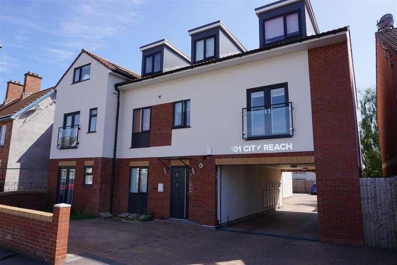 2 Bedrooms Apartment Flat for sale in Wick Road, Brislington, Bristol